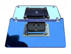 ⑫天井設置用密着型専用金具タイプ PM-S100//専用ブラケットtype
