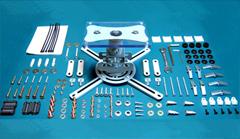 ④各社対応プロジェクター天吊金具 PM-138