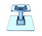 ⑧棒付きプロジェクター天吊金具 PM-220 (透明板専用タイプ)