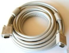 プロジェクター長距離用 D-sub 15ピン ケーブル D-Sub VGA-05 (5m,10m,15m,20m,30m,40m,50m)