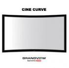 CINE  CURVE HDサイズ (16:9) GRANDVIEW screen 100型 GPA-100HDW