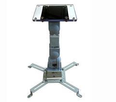 ⑬プロジェクター天吊金具PM-T200/関節の様で 上下左右多様な角度調節機能付きブラケット