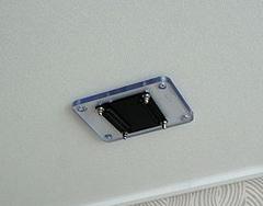 プロジェクター透明板天井用取り付けキットPM-165S