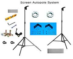 スクリーン設置用 SET STAND KIT APS-240BW