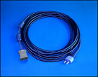 延長用長距離 電気ケーブル Electric cable (2m~20m)