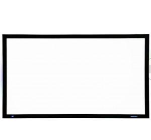 (おすすめ)HDサイズ (16:9)  SCREEN black velvet frame (100,110,120,137,150)固定スクリーン